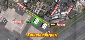 Hangar 111 Kalaeloa Airport
