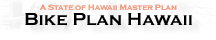 Bike Plan Hawaii