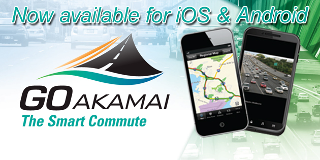 GOAKAMAI MOBILE APPS FOR iOS, ANDROID