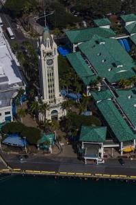 Aloha Tower Hawaii Tourism Authority (HTA) / Tor Johnson