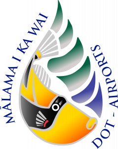 Malama I Ka Wai; DOT Airports Environmental Logo