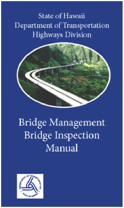 Bridge Inspection Manual Graphic