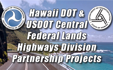 HDOT-CFLHD Partnership Projects