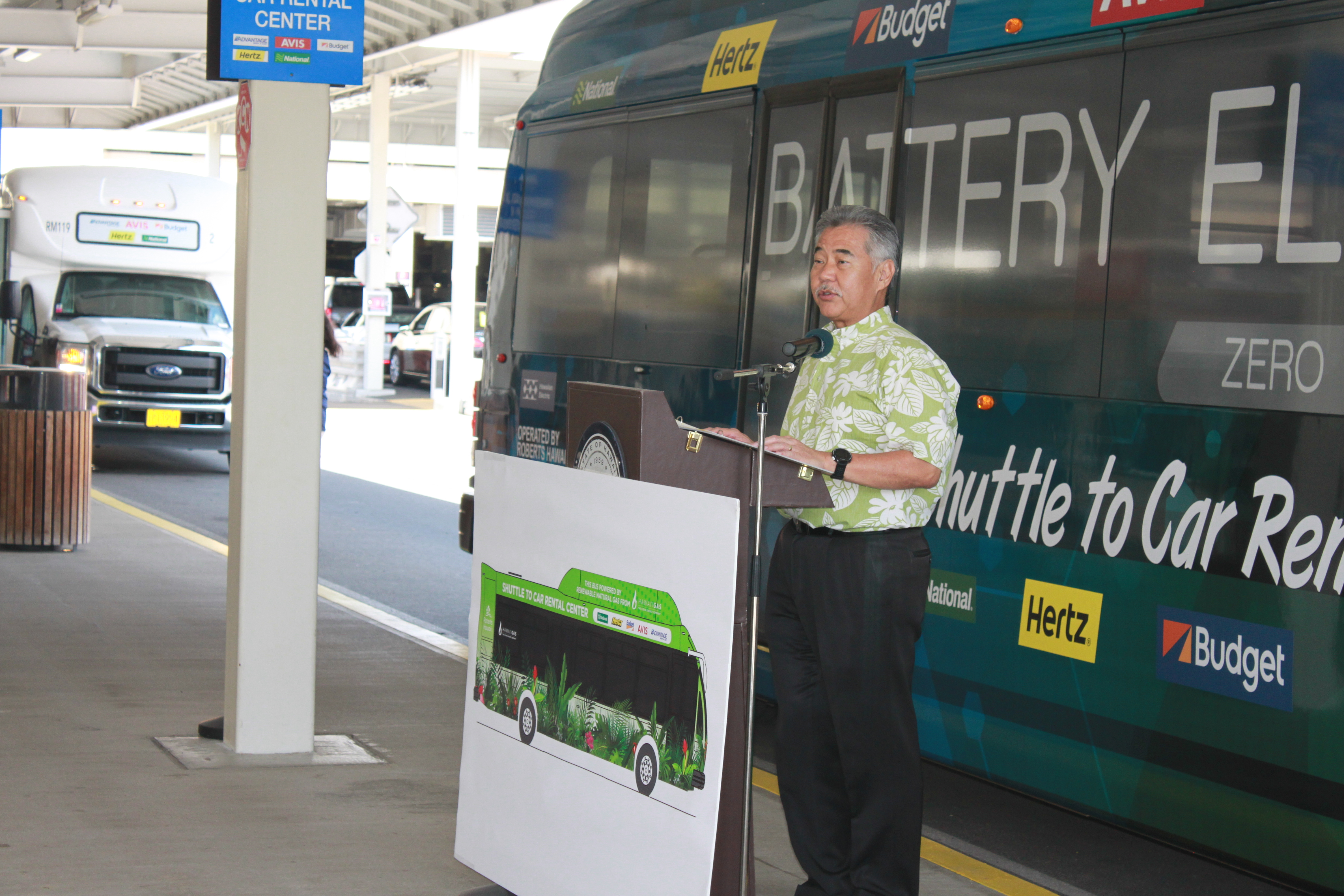 Department Of Transportation Governor Ige Announces Consolidated
