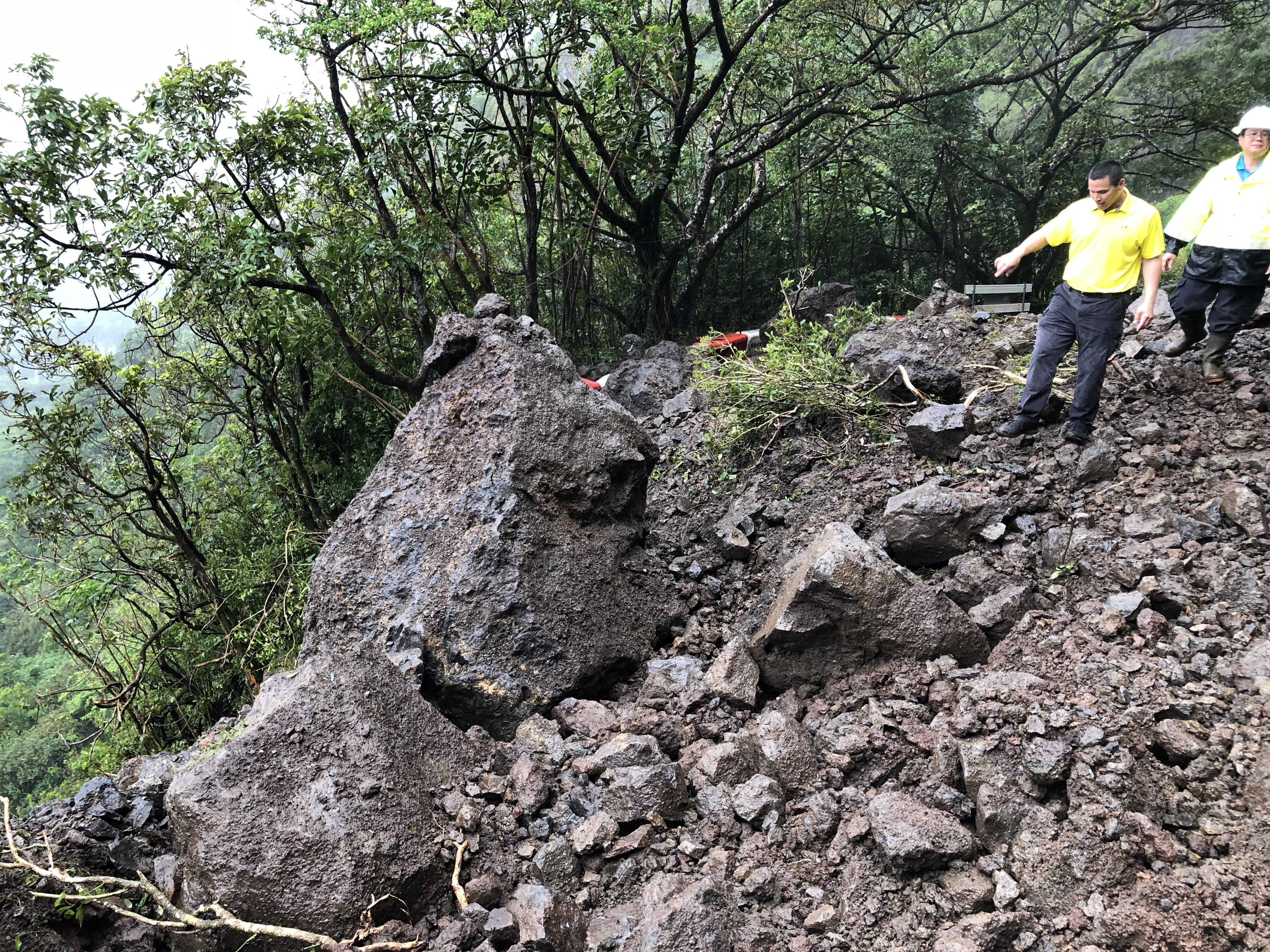 Department of Transportation | Pali Highway to remain closed
