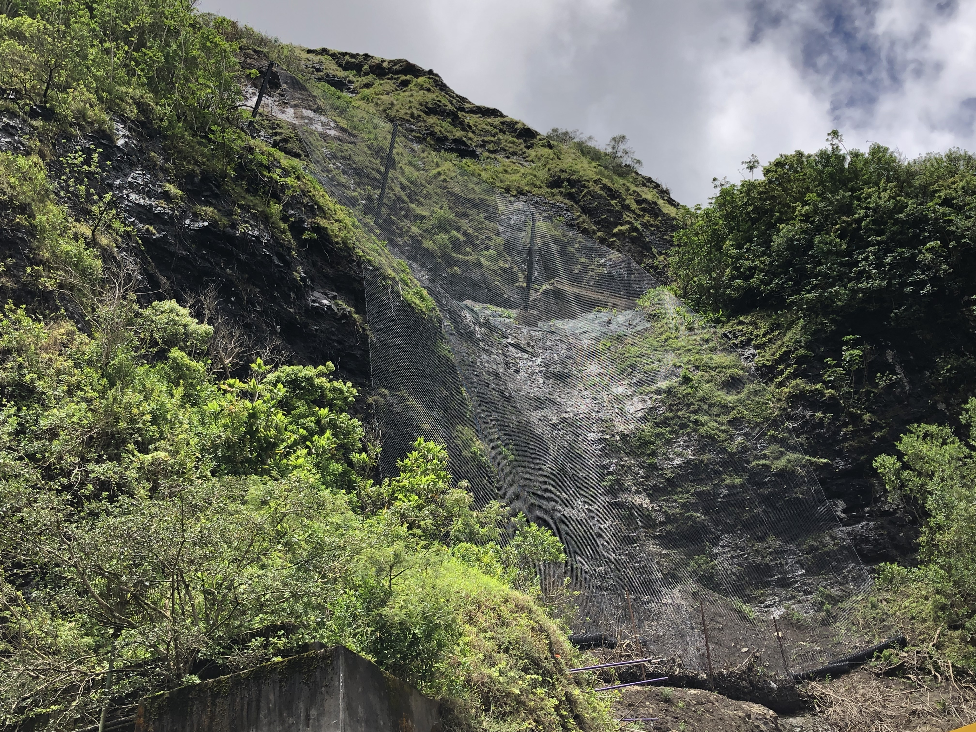 Department of Transportation   Pali Highway access hours to
